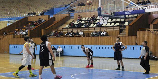 تأهل الاتحاد والجيش والوحدة الى الدور نصف النهائي من دوري كرة السلة للرجال