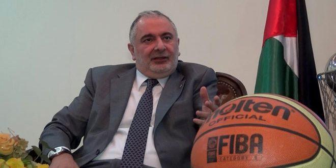 المدير الإقليمي للاتحاد الدولي لكرة السلة في آسيا: مستعدون لتقديم كل ما يمكن للارتقاء باللعبة في سورية