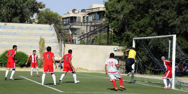 تشرين يلتقي جبلة والكرامة يواجه النواعير في افتتاح إياب الدوري الممتاز لكرة القدم