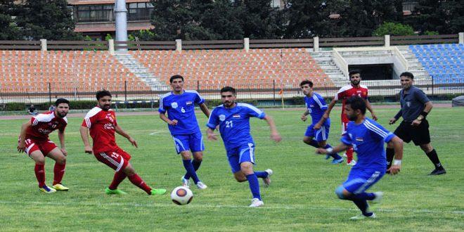 الجيش يعزز صدارته للدوري الممتاز لكرة القدم