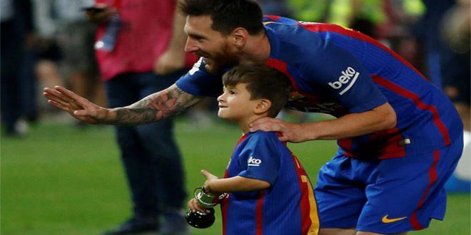 ميسي يقود برشلونة للفوز بكأس الملك للمرة الثالثة على التوالي