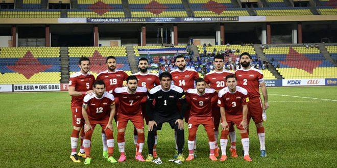 الرفاعي: مستوى لاعبي منتخب سورية الأولمبي بكرة القدم يبشر بالوصول إلى نهائيات كأس آسيا