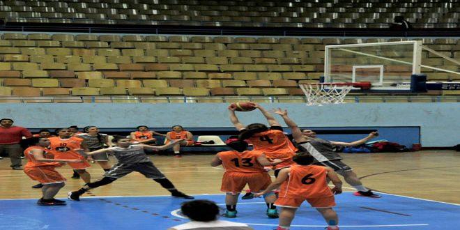 فريق الوحدة يحرز لقب بطولة دوري كرة السلة للسيدات