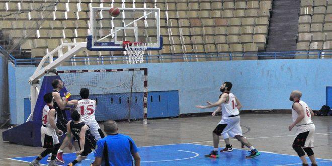 الجيش يتأهل إلى نهائي دوري كرة السلة للرجال