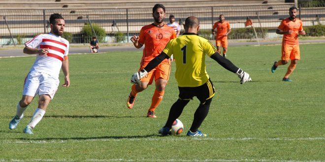 بعد فوزه على الشرطة.. الوحدة إلى المركز الثالث في الدوري الممتاز لكرة القدم