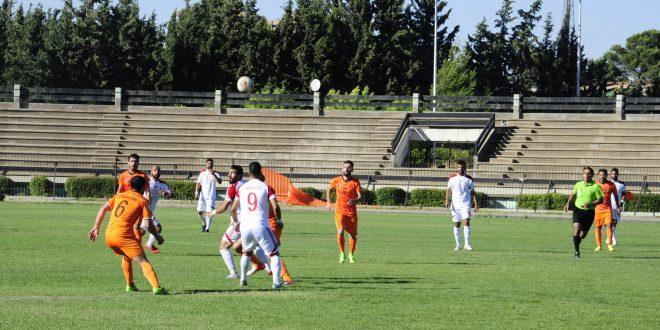 الوحدة يلحق بالمتصدر الجيش أول خسارة في الدوري الممتاز لكرة القدم