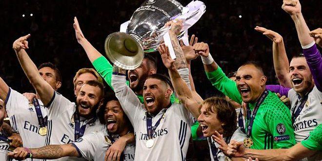 ريال مدريد يحتفظ بلقب أبطال أوروبا بفوزه على يوفنتوس