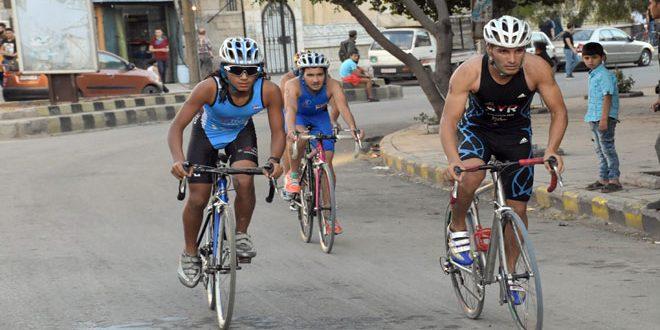 منتخب الدراجات تألق في المرحلة الأولى من السباق الدولي في سكيكدة في الجزائر