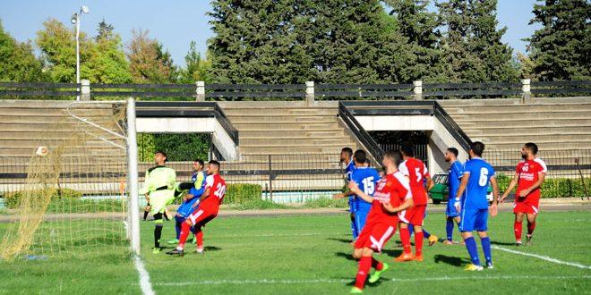فرق الكرامة والوثبة وجبلة والفتوة تتنافس على تفادي الهبوط إلى دوري الدرجة الأولى لكرة القدم