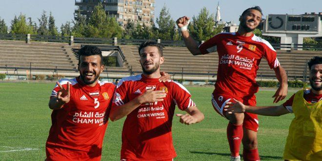 الجيش يسعى لحسم لقب الدوري الممتاز لكرة القدم عندما يواجه وصيفه تشرين