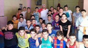 كاراتيه مركز نادي تشرين تبدأ تحضيراتها لبطولة الأندية المركزية