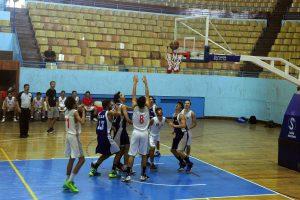 الجلاء يحرز لقب دوري كرة السلة لفئة الشباب