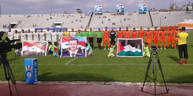 الوحدة يفوز على حطين بسداسية في الدوري الممتاز لكرة القدم