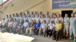 اختتام دورة المدربين الآسيوية لكرة القدم فئة بي في حماة