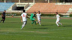 الجزيرة يفوز على الحرية في الدوري الممتاز لكرة القدم
