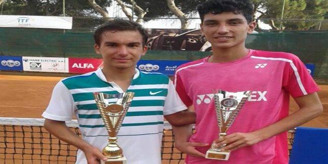 السوري ربيع سليم ثانياً في بطولة نادي الغولف الدولية