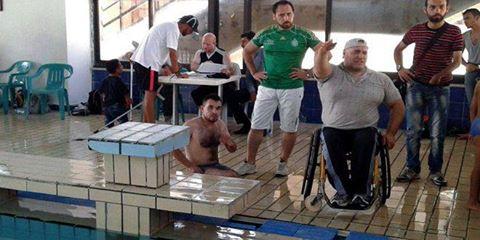 منتخب اللاذقية للسباحة للرياضات الخاصة يتصدر بطولة الجمهورية