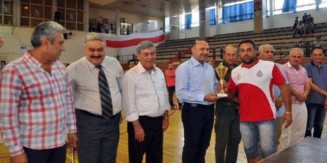 الاتحاد بطلا لدوري كرة اليد للرجال للمرة الأولى في تاريخه