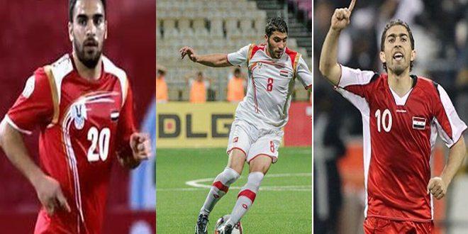 الأندية العربية تتعاقد مع نخبة من لاعبي نسور قاسيون وفرقنا المحلية