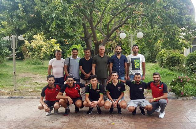 منتخب الدراجات يشارك في دورة الجزائر والجائزة الدولية الكبرى
