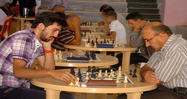 نادي عمال درعا يقيم بطولة تنشيطية بالشطرنج