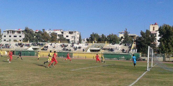 الاتحاد يفوز على الكرامة والطليعة على المحافظة في الدوري الممتاز لكرة القدم