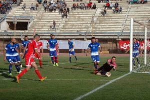 فريق تشرين يتعرض لأول خسارة في الدوري الممتاز لكرة القدم