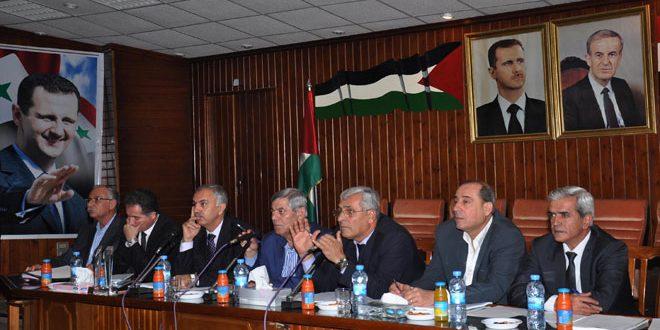 رياضيو حمص يطالبون بزيادة الدعم المادي وإحداث صالات تدريبية