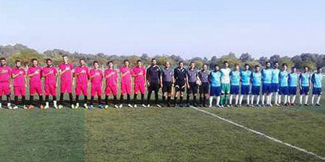 التضامن يتغلب على عمال حماة في دوري الدرجة الثانية لكرة القدم