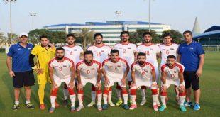 منتخب سورية الأولمبي لكرة القدم يفوز على منتخب أندونيسيا للرجال ودياً