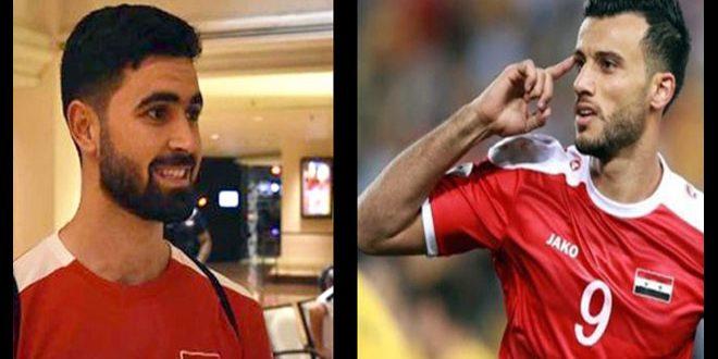 السومة وخريبين مرشحان لجائزة أفضل لاعب عربي لسنة 2017
