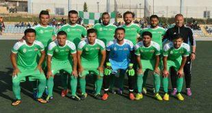 الحرية يتأهل إلى الدور النهائي من دوري الدرجة الأولى لكرة القدم