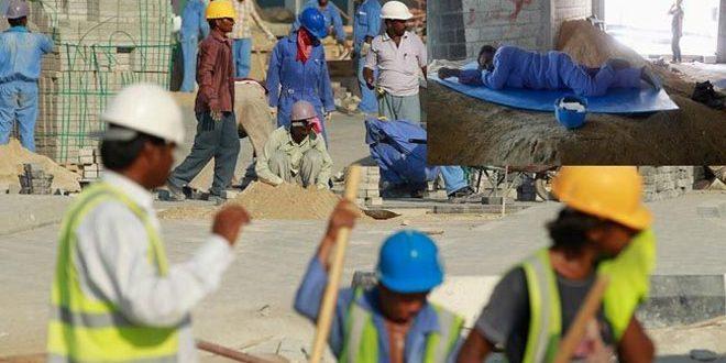 مونديال 2022 في قطر… ملف حافل بالفساد وانتهاكات حقوق الإنسان
