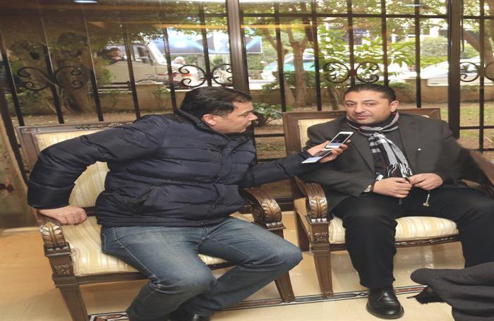 دباس لصحيفة الاهرام المصرية : كنا نستحق الذهاب لروسيا وتجربة لاعبينا في مصر غير مفيدة