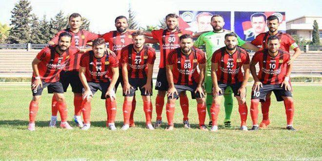 الجيش يتعادل مع «الزوراء» العراقي في مسابقة كأس الاتحاد الآسيوي