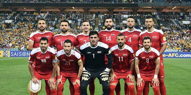المنتخب الأول لكرة القدم إلى العراق للمشاركة في دورة العراق الدولية