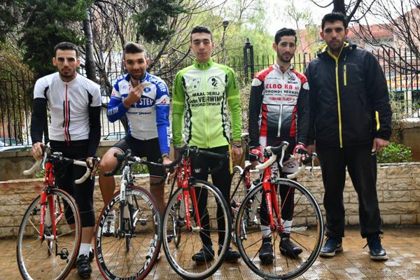 منتخب الدراجات إلى الجزائر للمشاركة بسلسلة سباقاتها الـدولية