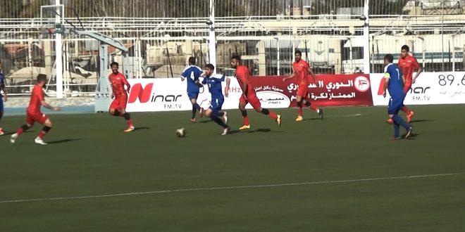 فريق رجال الاتحاد يسعى للاحتفاظ بصدارة دوري كرة القدم