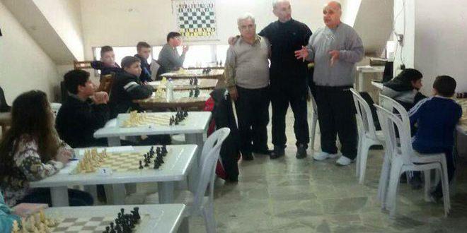 22 لاعبا في تجارب انتقاء لاعبي المنتخب الوطني للشطرنج