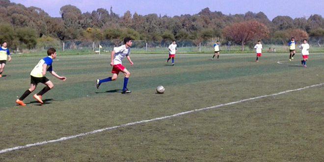 فوز منتخب اللاذقية على حماة في نصف نهائي بطولة المحافظات لكرة القدم للأشبال