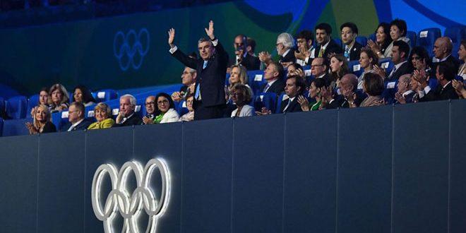 روسيا تستعيد عضويتها في اللجنة الأولمبية الدولية