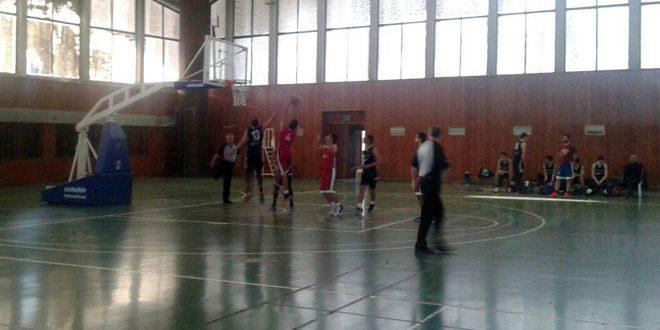 شباب حطين يفوز على الشرطة في الدوري العام بكرة السلة