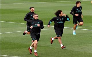 غياب مودريتش وبيل عن تدريبات ريال مدريد
