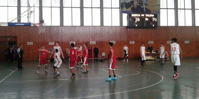 تأهل شباب الطليعة والوثبة للدور النهائي بكرة السلة