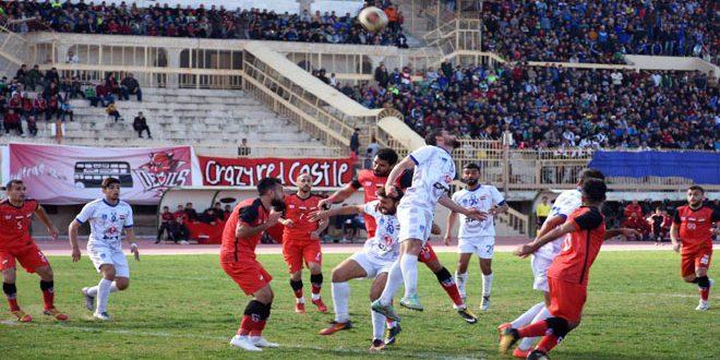 الاتحاد يتصدر الدوري الممتاز لكرة القدم بفوزه على النواعير