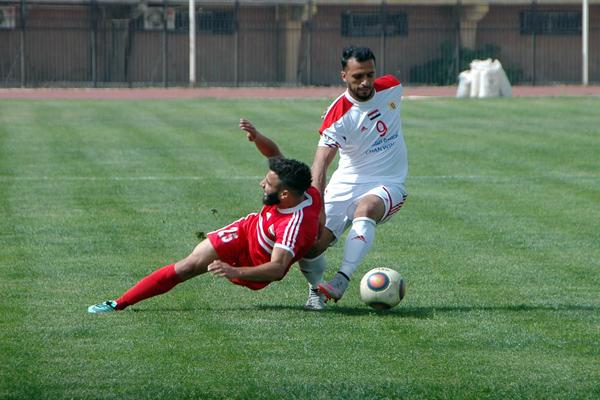 فوز الكرامة على الطليعة وتعادل حرفيي حلب مع المحافظة في الدوري الممتاز لكرة القدم