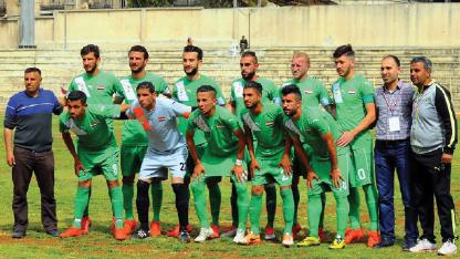 مباريات قوية في الجولة الثانية من تجمع الدرجة الأولى بكرة القدم