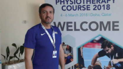 في دورة الاتحاد الآسيوي للطب الرياضي … شقالو: الفوائد عظيمة وستنعكس إيجاباً على لاعبينا