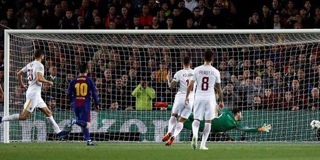 برشلونة يعادل رقما قياسيا بخوض 38 مباراة دون هزيمة في الدوري الإسباني