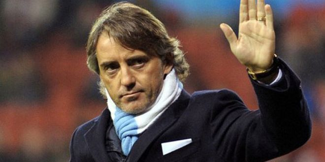 مانشيني مدربا جديدا للمنتخب الإيطالي